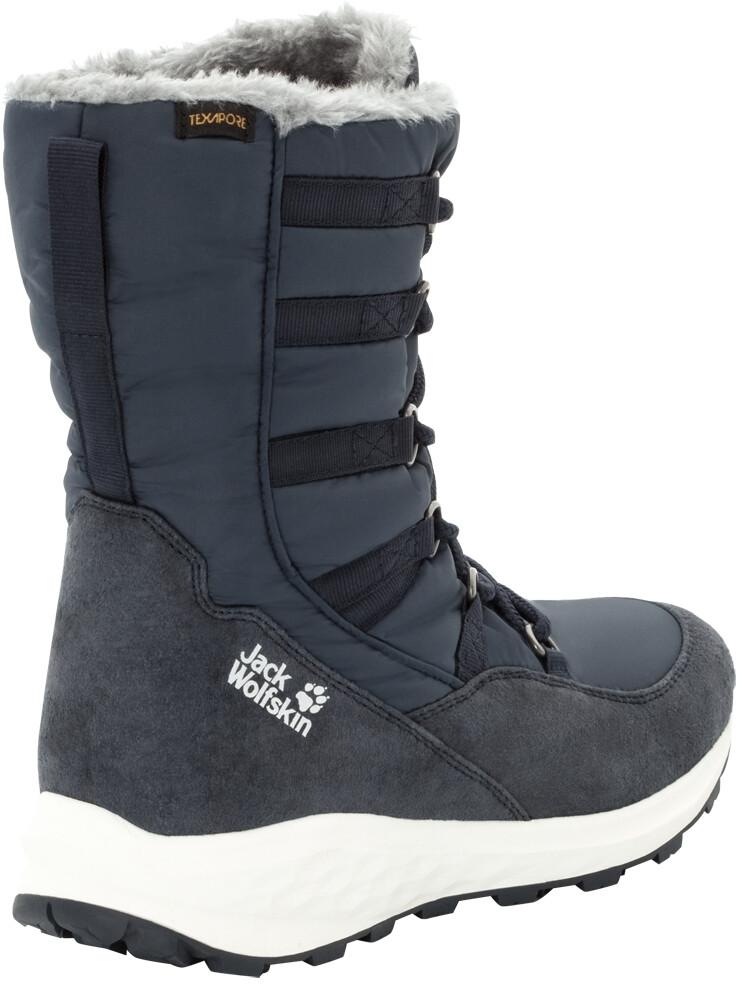 Dark High Jack Nevada Blueoff Texapore White Wolfskin Women Boots 0OvmNnw8